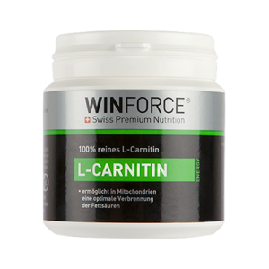WINFORCE l-carnitin bij WINSPORT
